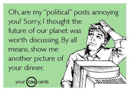 political posts